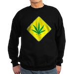 Weed Crossing Sweatshirt (dark)
