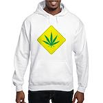 Weed Crossing Hooded Sweatshirt