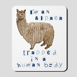 I'm an Alpaca Mousepad