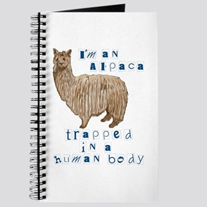 I'm an Alpaca Journal