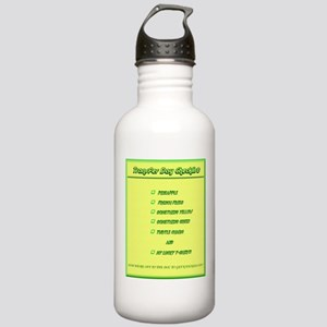 Transfer Day Checklist Stainless Water Bottle 1.0L