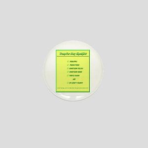Transfer Day Checklist Mini Button