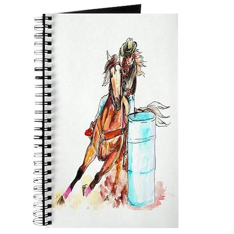 Barrel Racer Journal