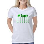 Home is a Football Field Women's Classic T-Shirt
