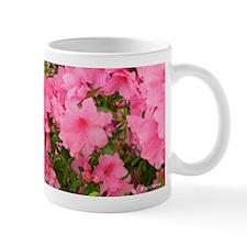 Pink Flowering Azalea Mug
