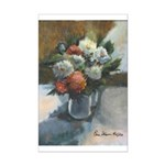 Flowers (#2) by Elsie Batzell Mini Poster Print