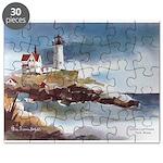 Nubble Light House Puzzle