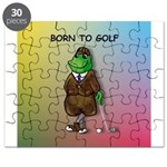 Born to Golf (#2) Puzzle