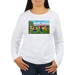 Joy of Golf 1 Women's Long Sleeve T-Shirt