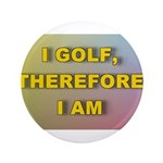 I golf, therefore I am (pink) 3.5