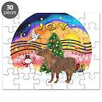XmasMusic2-Shetland Pony Puzzle