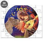 Angel3-Shetland Pony Puzzle