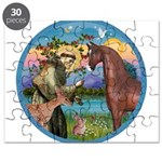 St Francis/Horse (Ar-Br) Puzzle