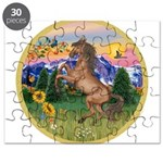 Mt Country/Horse (Ar-Br) Puzzle