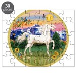 Mt Country/Horse (Ar-W) Puzzle
