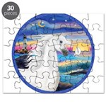 Wave/Horse (Ar-W) Puzzle