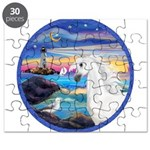 The Wave/Horse (Ar-W) Puzzle