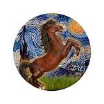 "Starry/Arabian hoese (brn) 3.5"" Button (100 p"