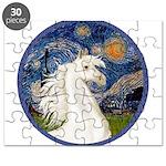 Starry/Arabian Horse (w) Puzzle