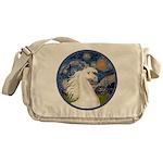 Starry/Arabian Horse (w) Messenger Bag