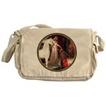 Accolade/Arabian Horse (w) Messenger Bag
