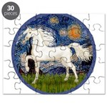 Starry / Arabian Horse (W1) Puzzle