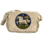 Starry / Arabian Horse (W1) Messenger Bag