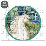 Bridge/Arabian horse (w) Puzzle