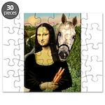 Mona's Arabian Horse (#1) Puzzle