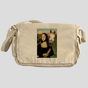 Mona's Arabian Horse (#1) Messenger Bag