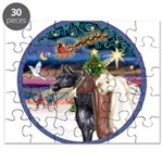 XmsMagic/3 Horses (Ar) Puzzle