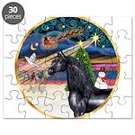 XmsMagicy/Horse (Ar-blk) Puzzle