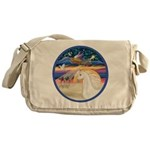 XmsStr/Horse (W2) Messenger Bag