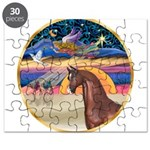 XmsStar/Horse (Ar-Br) Puzzle