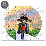 Guardian Blessing 2 Riders Puzzle