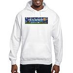 Starry Night. Hooded Sweatshirt