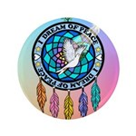 "Dream Catcher #1 3.5"" Button (100 pack)"