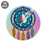 "Dream Catcher #1 3.5"" Button (10 pack)"