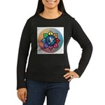 Many Paths to One God Women's Long Sleeve Dark T-S