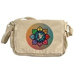 Many Paths to One God Messenger Bag