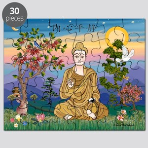 Buddha 1 - Inner Peace Puzzle