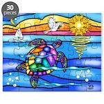 Sea Turtle #8 Puzzle