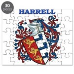 Harrell Coat of Arms Puzzle