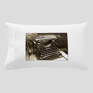 Typewriter Pillow Case