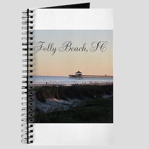 Folly Beach, SC Pier Journal