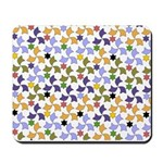 Spanish Stars and Windmills P Mousepad
