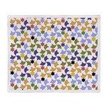 Spanish Stars and Windmills P Throw Blanket