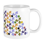 Spanish Stars and Windmills P Mug