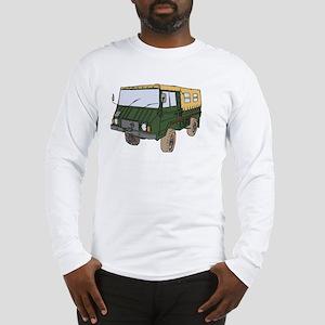 test-big Long Sleeve T-Shirt