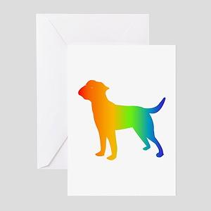 Border Terrier Greeting Cards (Pk of 10)
